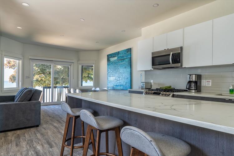 room interior at Long Beach Resort