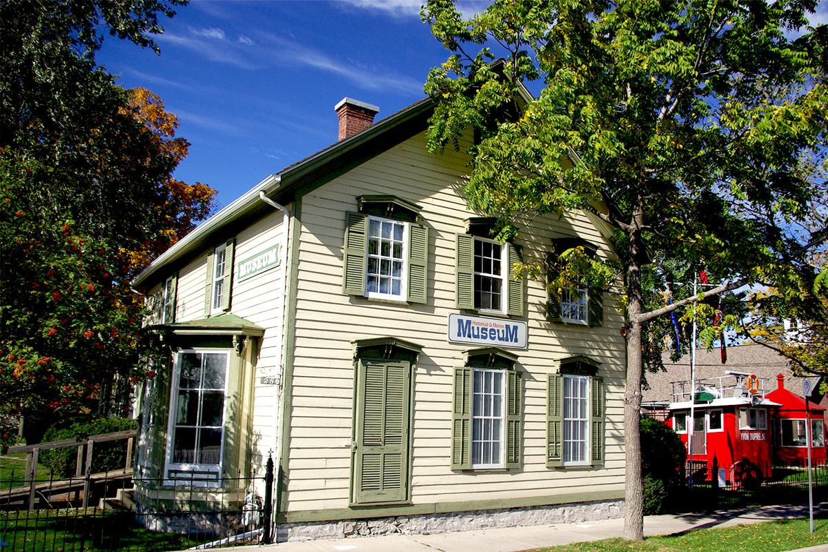 Port Colborne Historical & Marine Museum
