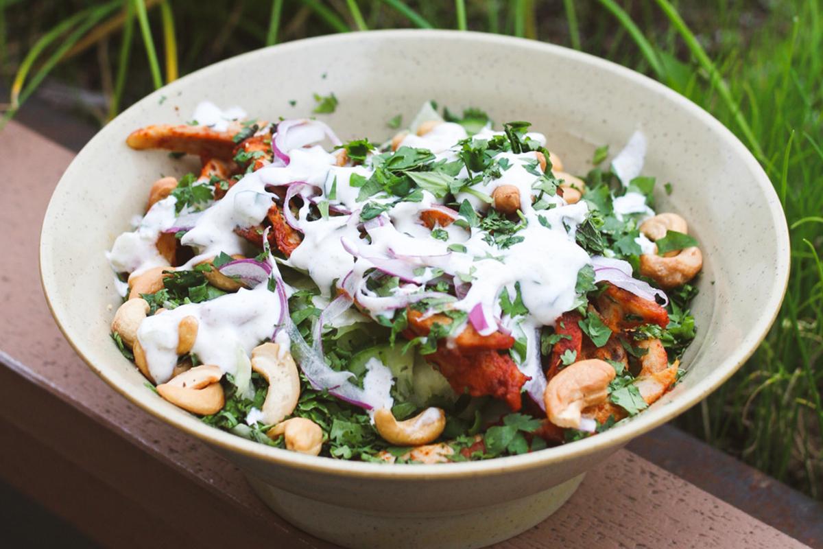bowl of food